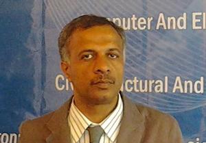 C. R. Suthikshn Kumar